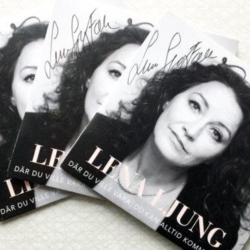 Nu finns Lena Ljungs singel att köpa som CD!